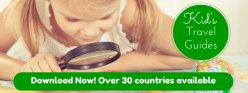 Kid's Downloadable Travel Guides