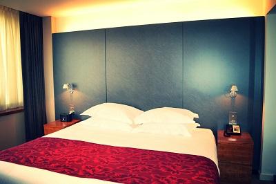 room at royal garden hotel