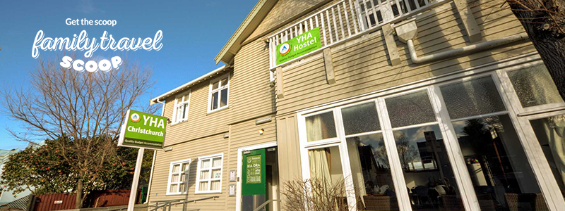 YHA Christchurch