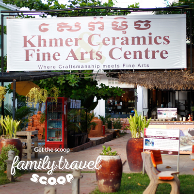 Khmer Ceramics Class