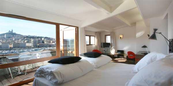 Hotel La Residence du Vieux-Port
