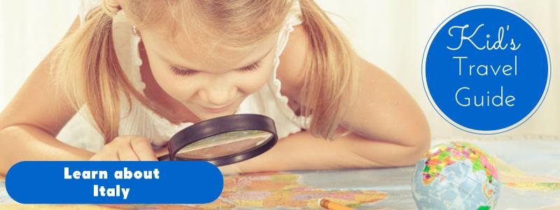 italy treavel guide for kids