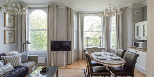 London Holiday Apartments for Families
