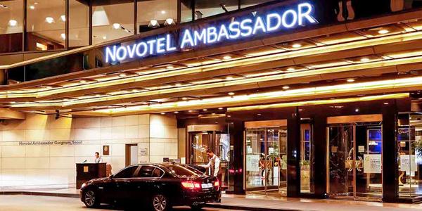 Hotel Novotel Seoul Ambassador Gangnam