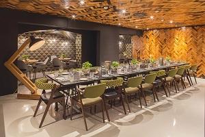 happenstance restaurant inside