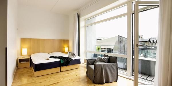 The DGI-Byen Hotel
