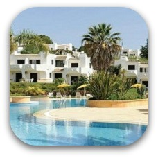 resort in albuferia