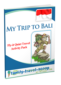 bali travel journal
