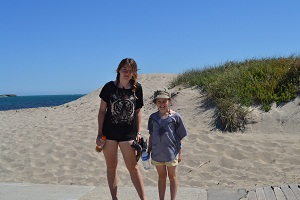 sand dune in perth