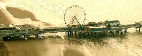 blackpool with kids