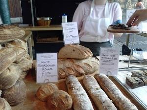 bakery in bankside
