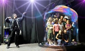 Gazillion bubble show kids