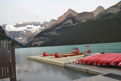 canoe station