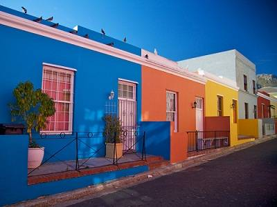 Capetown houses