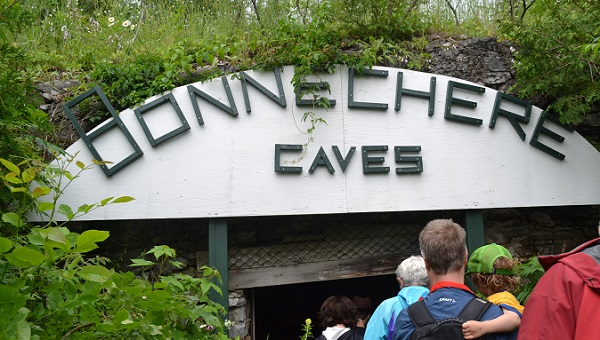 bonnechere caves eganville