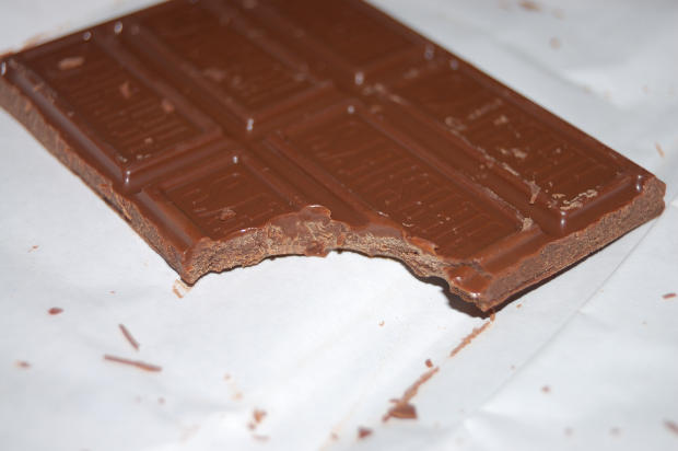 chcolate slab