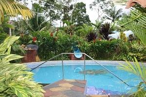 blue river resort cold pool