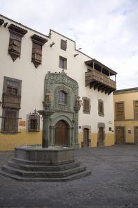 Christopher Columbus house