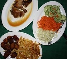 cuba food platter