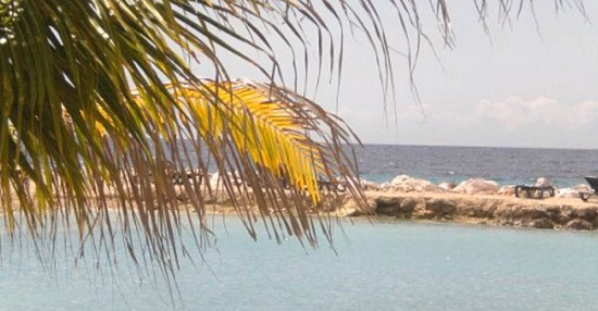 jan thiel beach, curacao
