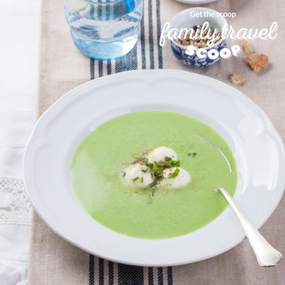 danish pea soup