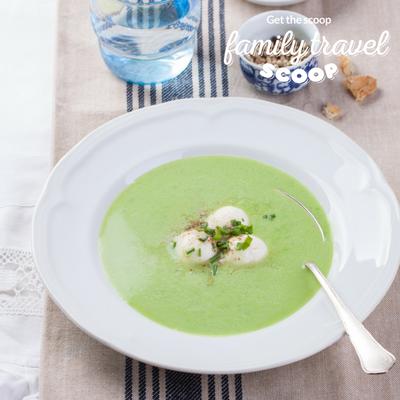 danish pea soup