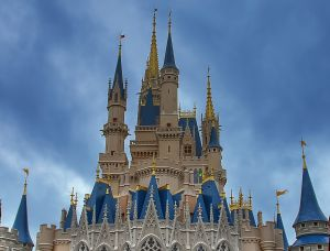 disney castle in Orland