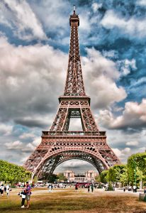 Eiffel Tower Franc