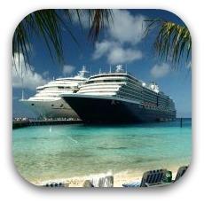 ocean liner for cruise