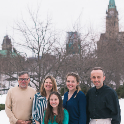 family in ottawa