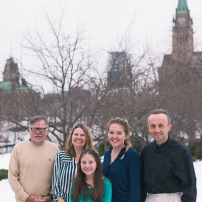family in ottawa