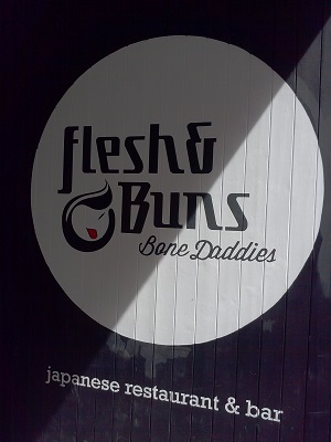 flesh and buns london