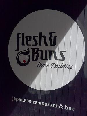 flesh and buns london