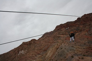 boulder city ziplining