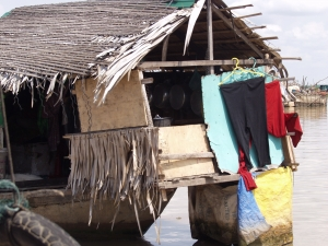 flaoting village is siem reap