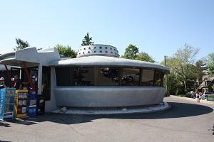 flying saucer restaurant in Niagara Fall