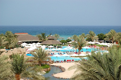 Fujairah beach resort
