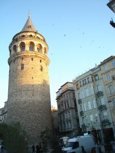 gallata tower