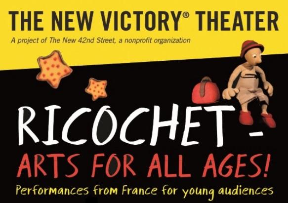 new victory ricochet