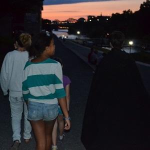 walking in ottawa