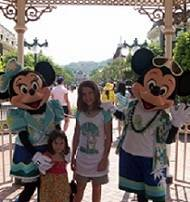 kids at disney