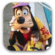 goofy at disney