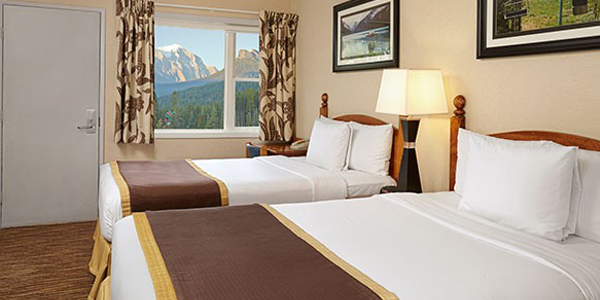 Lake Louise Inn – Lake Louise