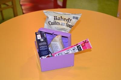 kids lunch box at legoland