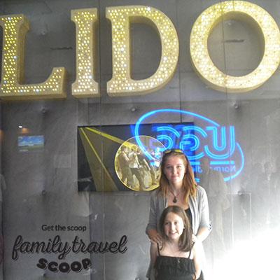 lido entrance