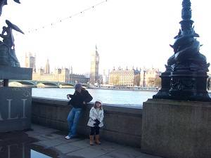 kids at Big Ben