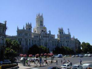 Madrid Royal palac