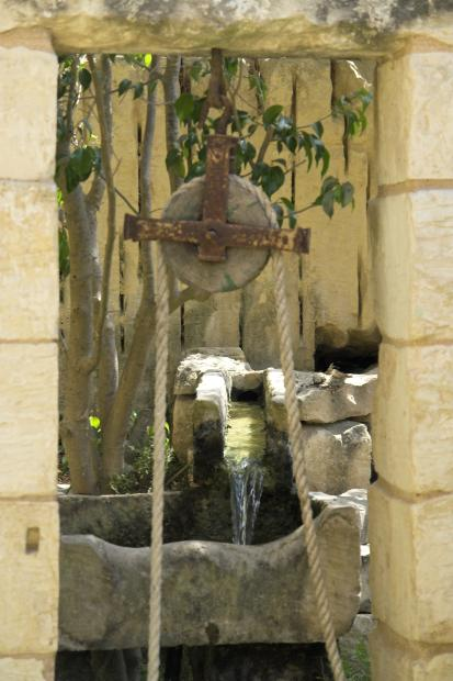 well in malta