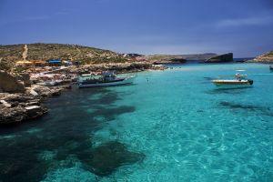 malta sea view