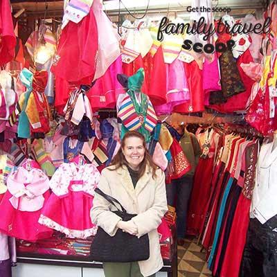itaewon market seoul